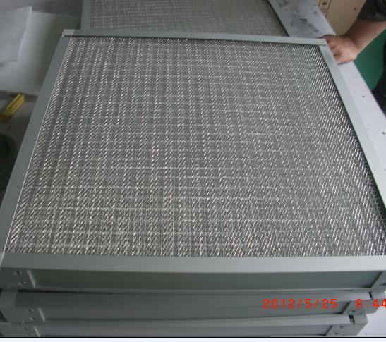 khung lọc mesh metal | khung lọc inox